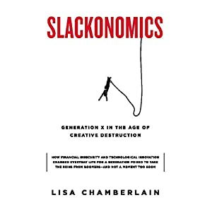 Slackonomics Audiobook