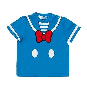 10641c3353f52 ディズニー ドナルドダック ベビー服 Tシャツ 80センチ 東京ディズニーリゾート限定