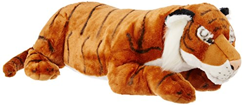 - Wild Republic Jumbo Tiger Plush, Giant Stuffed Animal, Plush Toy, Gifts for Kids, 30 Inches