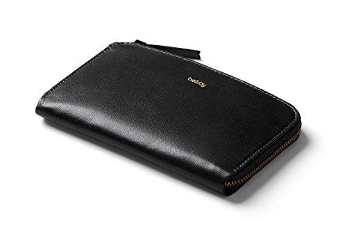 Bellroy Women's Leather Pocket - Black by Bellroy