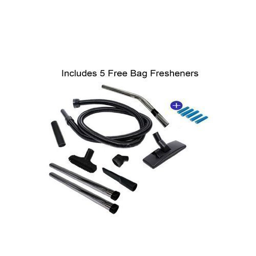 Qualtex Vacuum Cleaner Full Hose Tool Kit Compatible With Henry Numatic 2.5Mtr