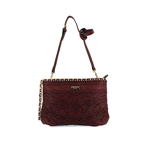 Borsa Scervino Street Cod. SCBPU0000048 Corine Rosso bag red borsetta donna outlet borse tracolla made in italy