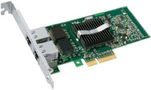 INTEL PRO 1000 PT 2 PORT GIG ETHERNET SERVER PCIE NIC NO DISK NO DOC - EXPI9402PTBLK