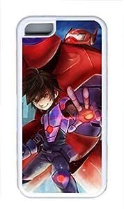 iCustomonline Case for iPhone 5C (TPU), Big Hero 6 Ultimate Protection Case for iPhone 5C (TPU)