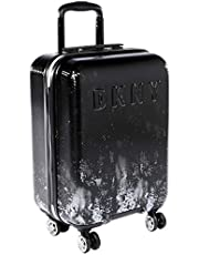 DKNY DH118GL8 Glimmer Luggage Bag, 39.9 cm Height, Black, 39.9 Centimeters