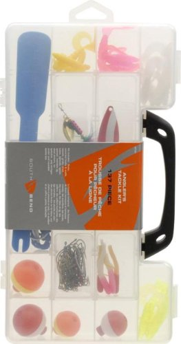 SouthBend KIT-90 137 Piece Deluxe Tackle Kit