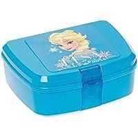Frozen Elsa Lisanslı Mavi Beslenme Kutusu