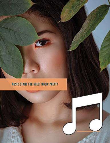 music stand for sheet music pretty: This Book is about  music books to textbooks music of the peoples of world  or  notebook composition book