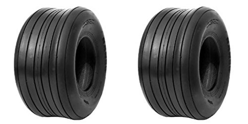 Ribbed Tires - 5