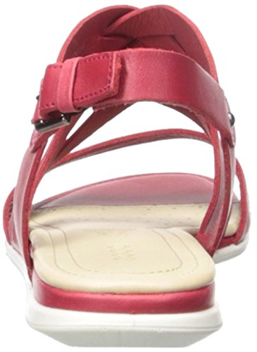Touch ECCO Red Dress Sandal Chili Women's 5SSqwz