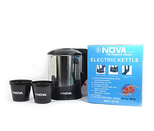 Nova-10-Ltrs-1850-Watt-Cordless-Electric-Travel-Kettle-Black-and-SIlver