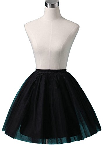 [Sheicon Women Lace Ballet Tutu Princess Dress Dance Skirt For Adult Color Black Size Onesize] (Plus Size Ballerina Costumes)