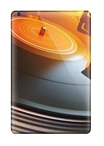 Anti-scratch And Shatterproof Technics Direct Drive Phone Case For Ipad Mini/mini 2/ High Quality Tpu Case