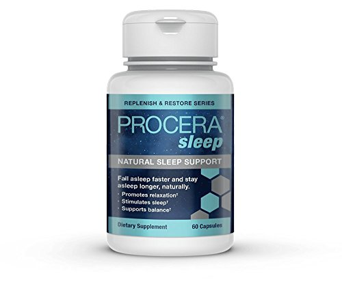 Natural Sleep Aid | Non-Habit Forming, Promotes Calm & Relaxation, Stay Asleep, Wake Up Refreshed, Supports Optimal Brain Health | 5-HTP, Melatonin, L-Theanine, Valerian & Hops Extract | 60 Pills