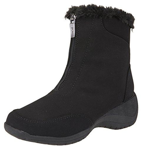 (Sporto Women's Emma Cold Weather Boot (8.5 B(M) US, Black))