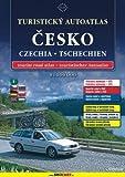 Czech Republic 1:100,000 Touring Atlas