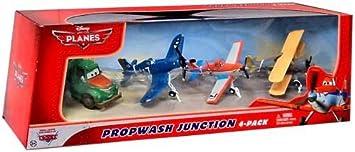 Pack 4 Aviones: Amazon.es: Juguetes y juegos