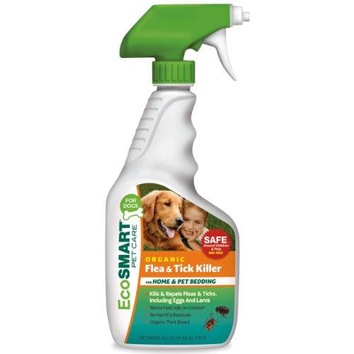 Rtu Oz 24 Bug (EcoSmart Home & Pet Bedding Flea & Tick Killer 24 oz RTU)