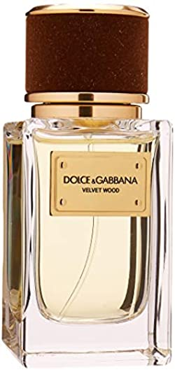 Dolce & Gabbana Dolce & Gabbana Velvet wood by dolce & gabbana for men - 1.6 Ounce edp spray, 1.6 Ounce