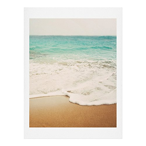 Price comparison product image DENY Designs Bree Madden Ombre Beach Art Print