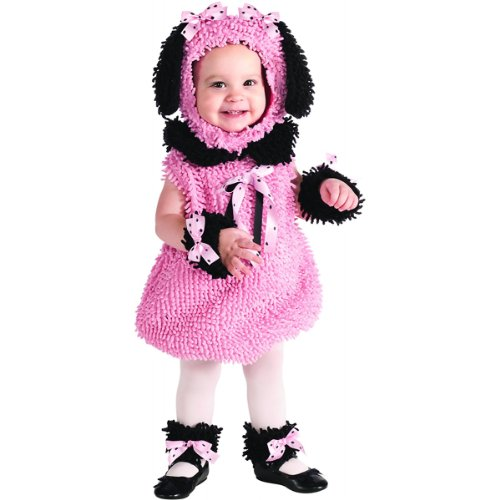 Precious Poodle Baby Costumes (Precious Poodle Baby Infant Costume - Baby 12-18)