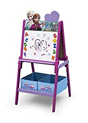 Delta Children Wooden Double Sided Activity Easel with...