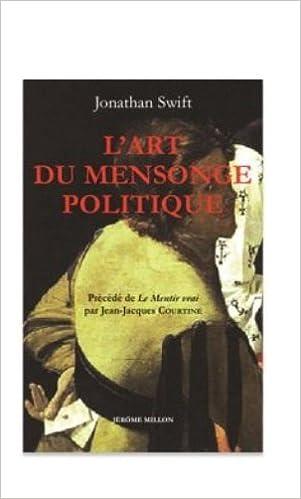 En ligne téléchargement gratuit L'Art du mensonge politique - Le Mentir vrai pdf, epub ebook