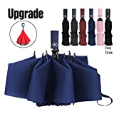 Umbrella Windproof Travel Umbrella Compact