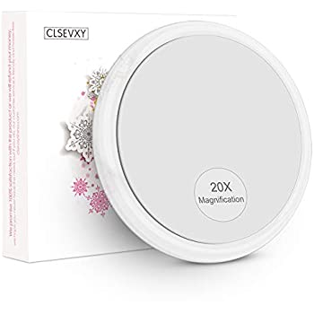 Amazon Com Mirrorvana Large 8 Inch Magnifying Makeup