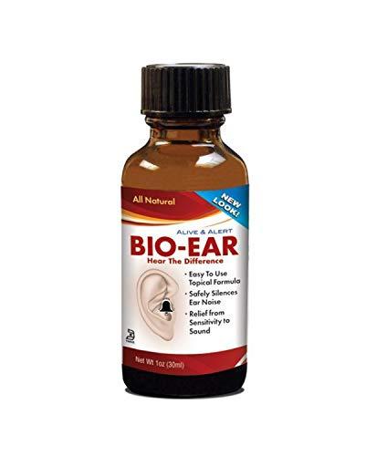 Nature's Answer Bio-Ear Topical Forumla, 1-Fluid Ounce