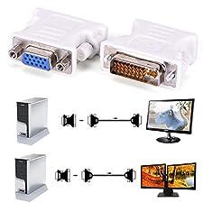 FidgetFidget HD Display Project Conversion Head DVI to VGA Head Revolution VGA Femalex