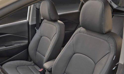 Amazon Kia Rio LX EX SX Factory Leather Interior Seat Cover Upholstery Kit Car Electronics