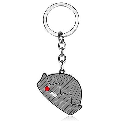 Amazon.com: Riverdale Llavero con diseño de jirafa con ...