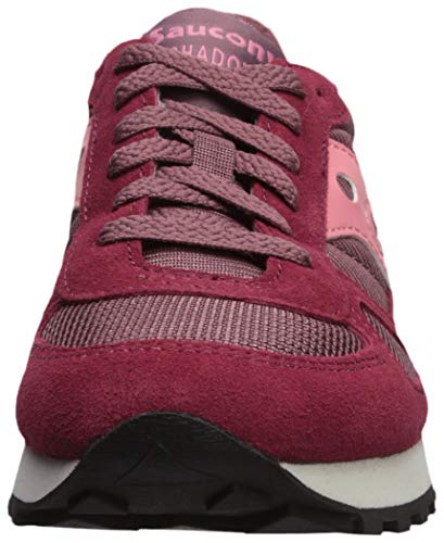 Rose Bordeaux Original Sneakers Saucony Donna Burdeos Shadow 4RfwXq