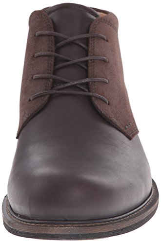 ECCO Marrone 58877 Stivali Mocha Uomo Chukka Findlay coffee 614q7