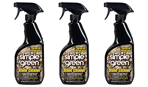 (Simple Green Stone Cleaner and Polish 32oz Trigger Spray (Pack of 3))