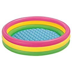 Let your kids enjoy some fun in the su This pool offers fast and easy set up to provide relief from the summer sun - A wonderful pool for a young child - Inexpensive compared to the other small pools - This is an excellent pool for a toddler ...