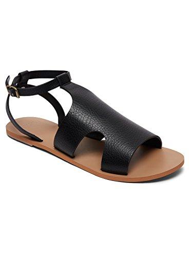 3 ARJL200607 for Women Viera Sandals Roxy Black xpqYwRxf