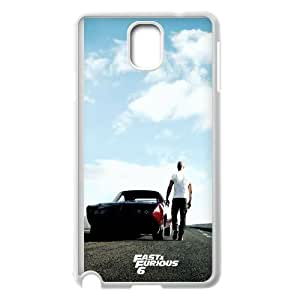 Fast And Furious 6 Samsung Galaxy Note 3 Cell Phone Case White Exquisite gift (SA_451324)