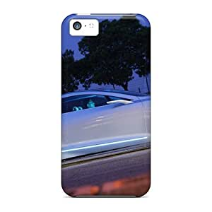 High Grade Williams6541 Flexible Tpu Case For Iphone 5c - Buick Riviera Side