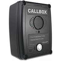 Wireless Intercom,UHF,Black,700mW