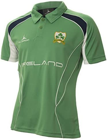 Olorun Camiseta para I Tifosi de Rugby irlandés, talla S – XXXXL ...