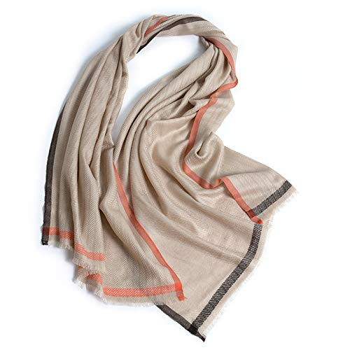 nuovo concetto 4ab81 661f2 Sciarpa di lana stile europeo e americano autunno e inverno colore ...