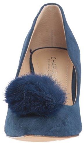 Charles By Charles David Mujeres Sadie Pump, Navy, 8 Medium Us