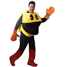 PAC MAN DELUXE ADULT COSTUME
