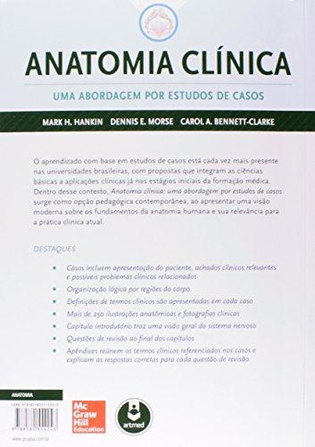 Anatomia Clínica. Uma Abordagem por Estudos de Casos