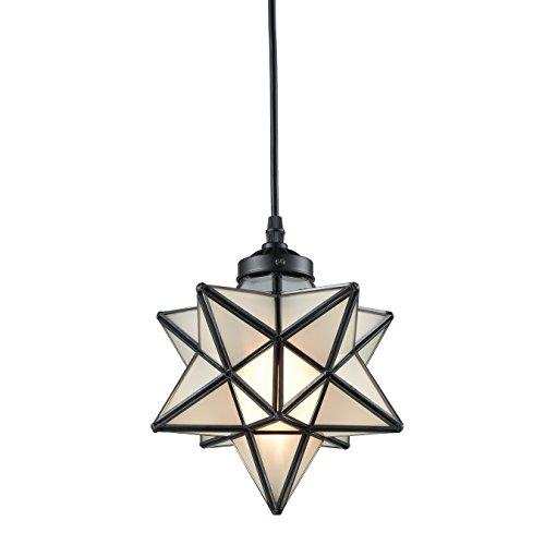 Moroccan Copper Pendant Light in US - 5