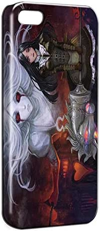 Swag Fille 3D Coque Housse pour iPhone 5 Game of Alice Madness ...