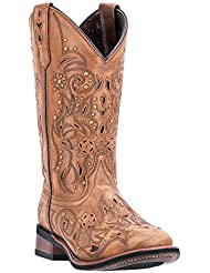 Laredo Womens Janie Western Boot Square Toe - 5643