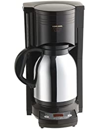 Decker Tcm508 Thermal Select Coffeemaker Benefits